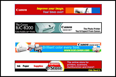 Targeted Banner Advertising. Cheap CPM Rates and Impressions ...